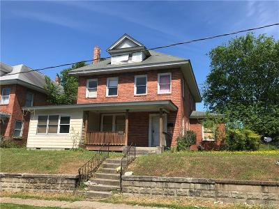 Hopewell Single Family Home For Sale: 605 E Broadway