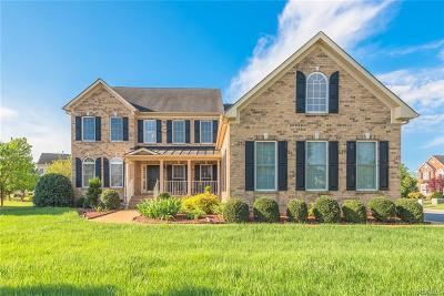Henrico County Single Family Home For Sale: 6917 Alyssalaine Drive