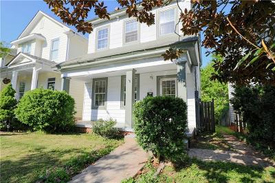Richmond Single Family Home For Sale: 605 W 19th Street