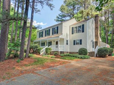 Henrico Single Family Home For Sale: 1925 Flintwood Drive