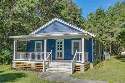 Henrico Single Family Home For Sale: 2342 New Market Road