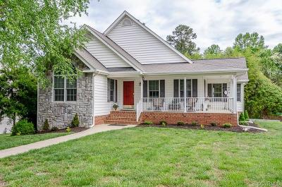 Mechanicsville Single Family Home For Sale: 8222 Eagle Creek Place