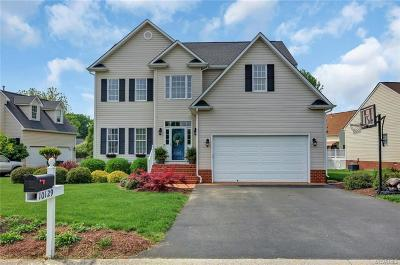 Mechanicsville Single Family Home For Sale: 10129 Stags Leap Drive
