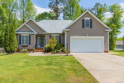 Chesterfield Single Family Home For Sale: 4433 Cara Hill Lane
