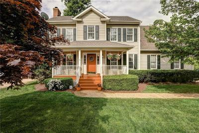 Hanover County Single Family Home For Sale: 8416 Summer Walk Parkway