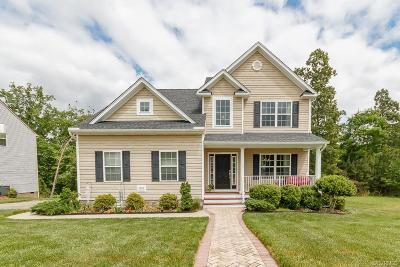 Hopewell Single Family Home For Sale: 1902 River Ridge Place