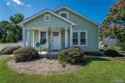 Henrico Single Family Home For Sale: 9214 Hungary Spring Road