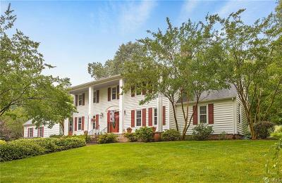 Single Family Home For Sale: 610 Courthouse Road