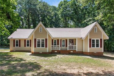 Powhatan Single Family Home For Sale: 2642 Judes Ferry Road