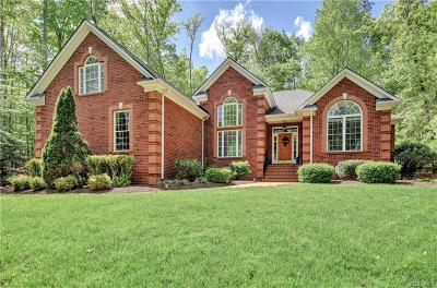 Chesterfield Single Family Home For Sale: 9518 Summercreek Drive