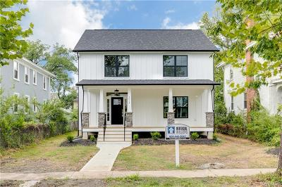 Richmond Single Family Home For Sale: 2304 Greenwood Avenue