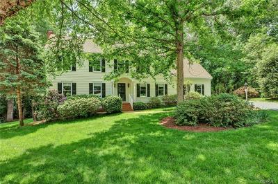 Henrico Single Family Home For Sale: 12301 Sentury Meadow Drive