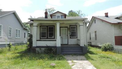 Single Family Home For Sale: 1615 N 19th Street