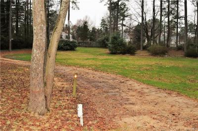 Henrico Land For Sale: 9605 Derbyshire Road