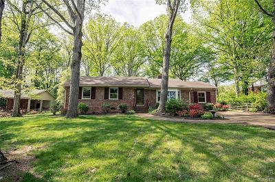 Henrico Single Family Home For Sale: 406 Gunby Drive