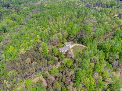 Goochland Single Family Home For Sale: 1892 Fairground Road