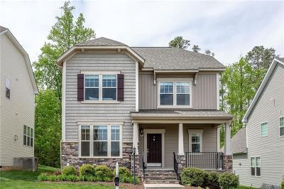 Midlothian Single Family Home For Sale: 412 Diamond Creek Drive