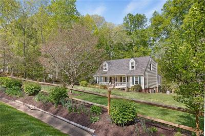 Chesterfield Single Family Home For Sale: 10200 N Donegal Road