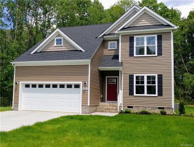 Single Family Home For Sale: 7600 Lynn Creek Drive