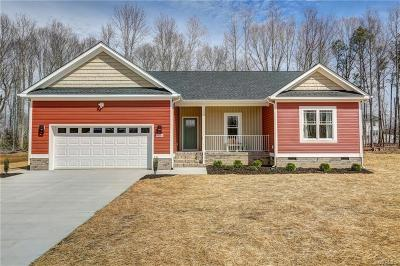 Single Family Home For Sale: 7650 Lynn Creek Drive