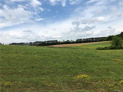 Amelia County Land For Sale: 11400 Springhouse Way