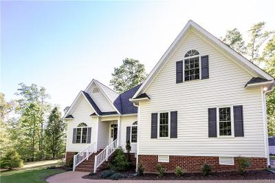 Powhatan County Single Family Home For Sale: 2306 Westwood Pine Drive