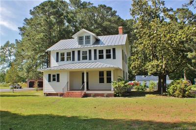 Mathews Single Family Home For Sale: 11139 Buckley Hall Road