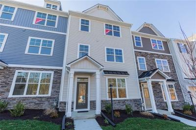 Chesterfield County Condo/Townhouse For Sale: 6224 Anise Circle #29