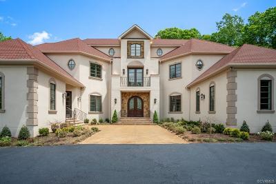 Glen Allen Single Family Home For Sale: 12450 Evergreen Mill Drive
