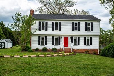 Goochland County Single Family Home For Sale: 2720 Salmon Lane