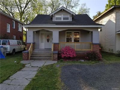 Single Family Home For Sale: 317 Lafayette Avenue