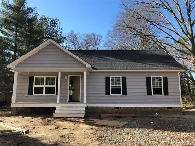 Mechanicsville Single Family Home For Sale: Dell Ray Drive