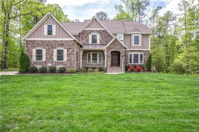 Henrico County Single Family Home For Sale: 12709 Westin Estates Drive