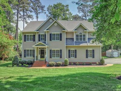 Richmond Single Family Home For Sale: 7606 Idlewyld Road