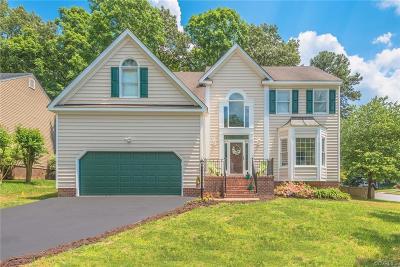 Hanover County Single Family Home For Sale: 10296 Bealeton Court