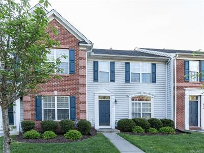 Henrico Condo/Townhouse For Sale: 936 Pale Moon Drive