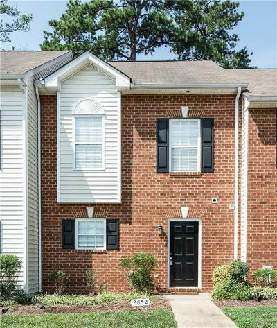 Chester Single Family Home For Sale: 2852 Goyne Loop