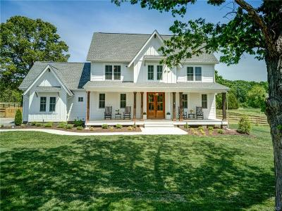 Powhatan County Single Family Home For Sale: 3358 Riverly Drive