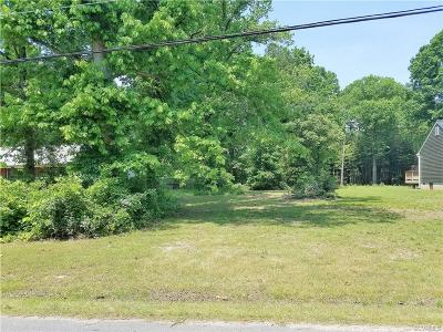 Chesterfield Land For Sale: 2560 Alcott Road