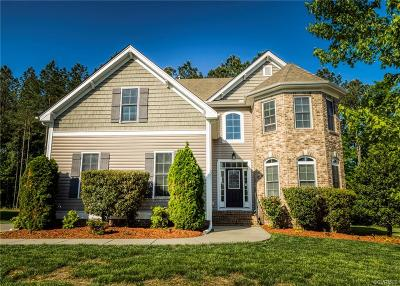 Chesterfield Single Family Home For Sale: 15924 Longlands Road
