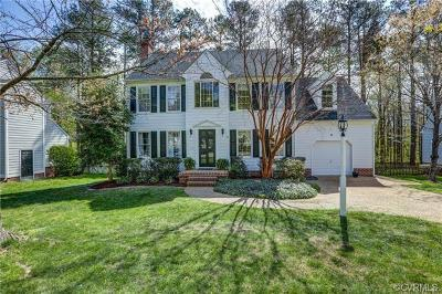 Henrico County Single Family Home For Sale: 5908 Park Forest Lane