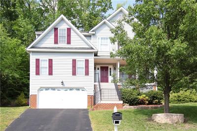Mechanicsville Single Family Home For Sale: 9512 Alexgarden Court
