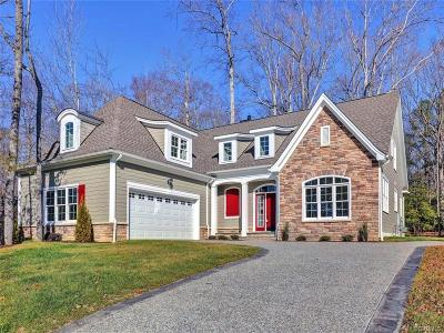 Chesterfield County Single Family Home For Sale: 8818 Rams Crossing Place