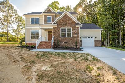 Hopewell Single Family Home For Sale: 7561 Lynn Creek