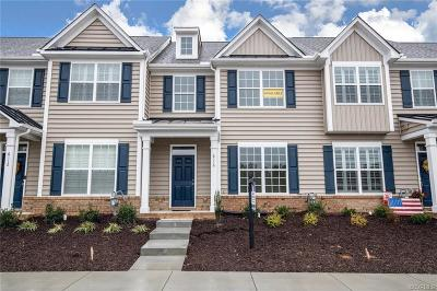 Chesterfield Condo/Townhouse For Sale: 6116 Bowline Lane #4