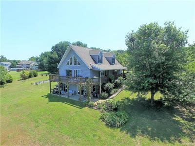 Bumpass Single Family Home For Sale: 946 Carrs Bridge Road