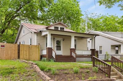 Single Family Home For Sale: 1525 N 20th Street
