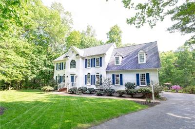 Midlothian Single Family Home For Sale: 13303 Radnor Forest Court