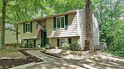 Midlothian Single Family Home For Sale: 13325 Thornridge Lane