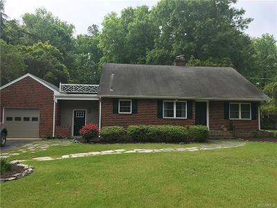 Hopewell Single Family Home For Sale: 2506 W Broadway